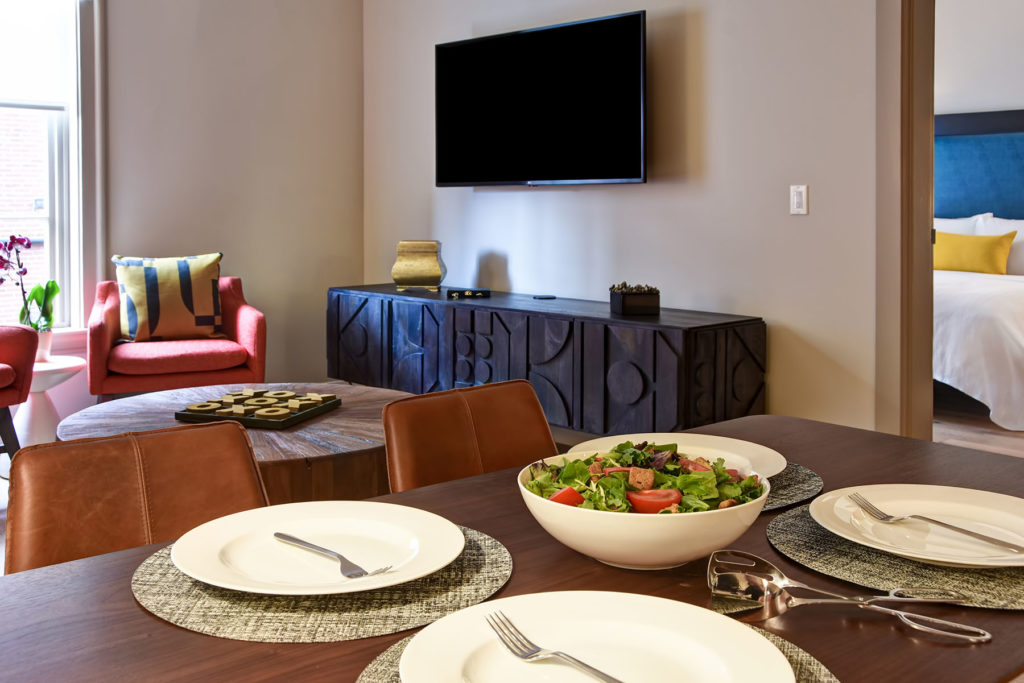 Residence 309 Dining Table