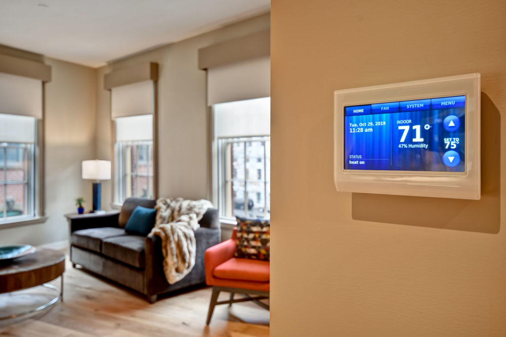 Residence 310 with Digital Climate Control